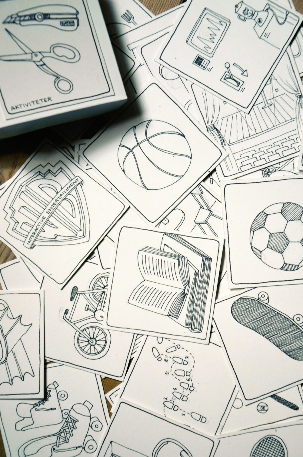 cultural activity cards