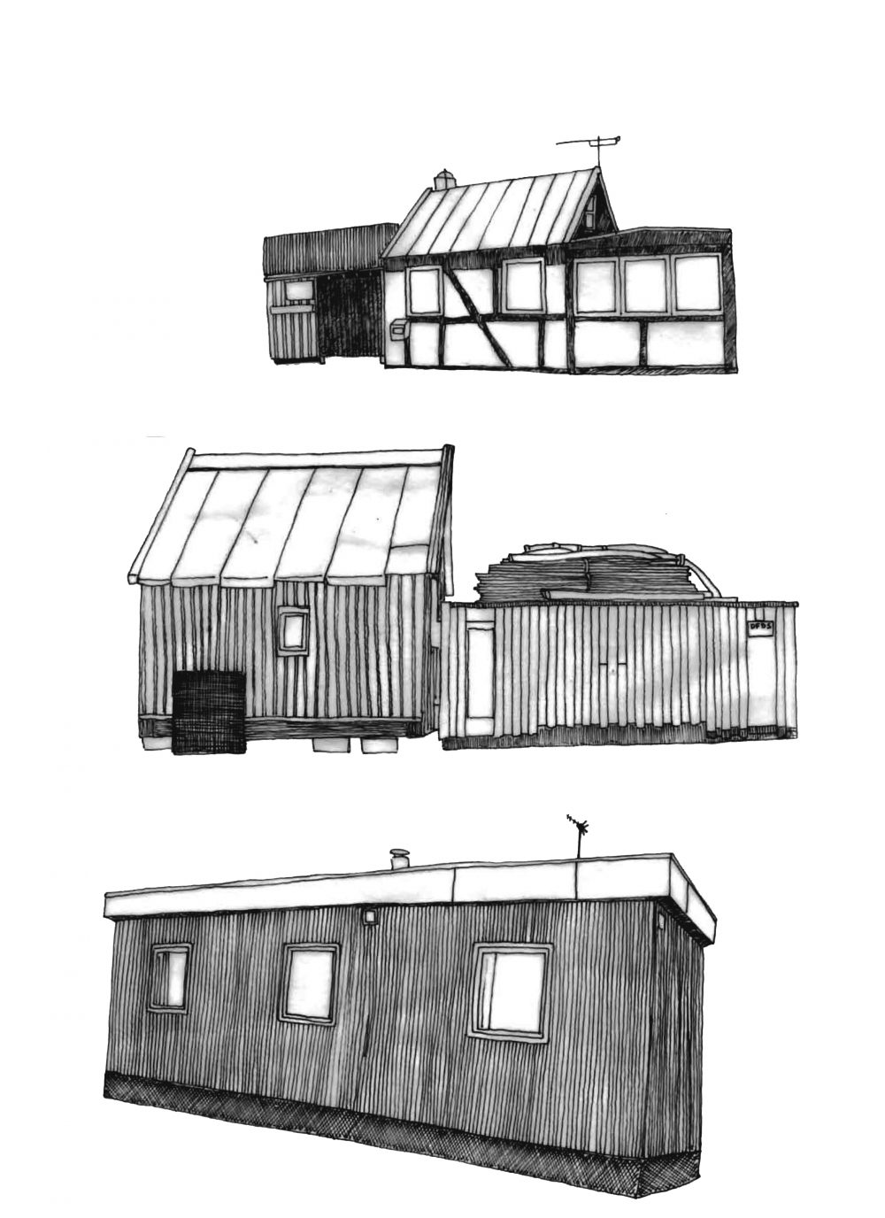 nordhavn_various-houses