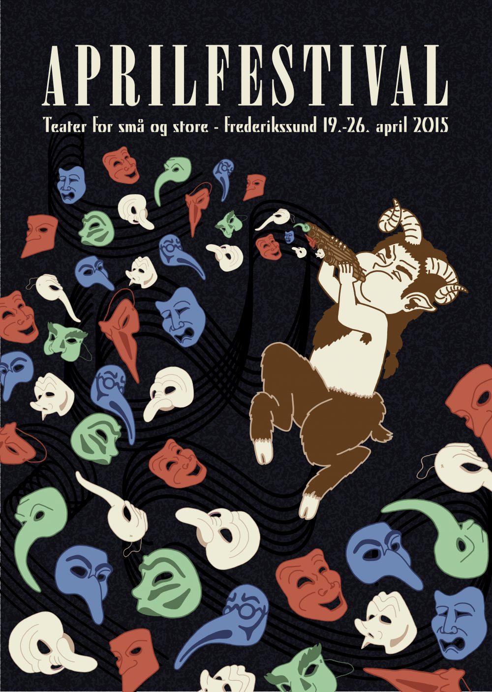 plakat aprilfestival
