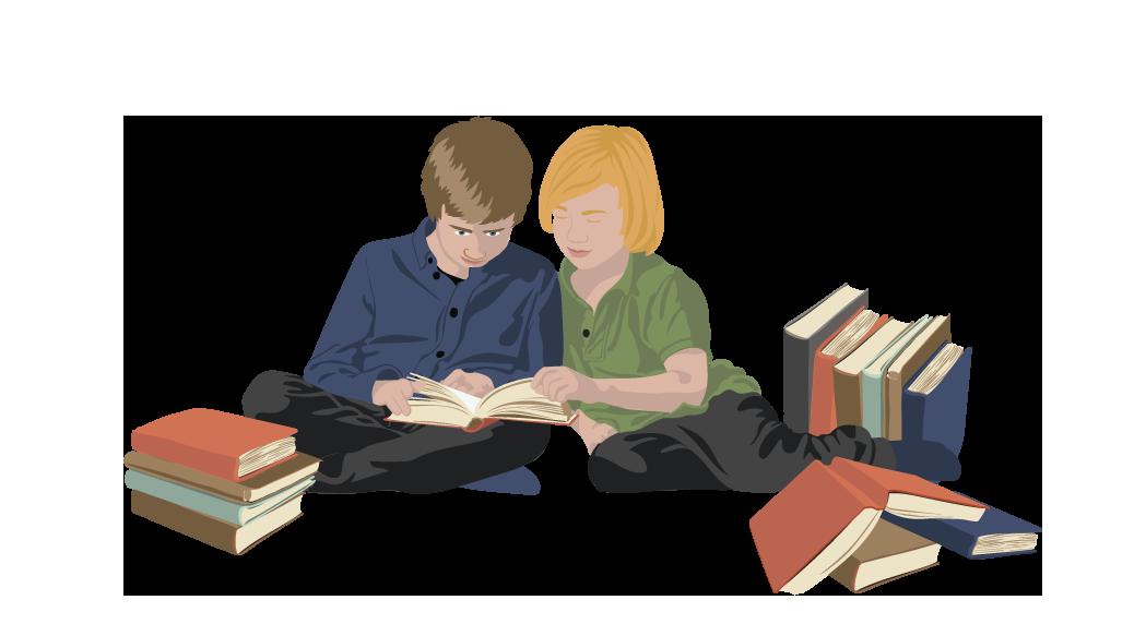 bøger to børn