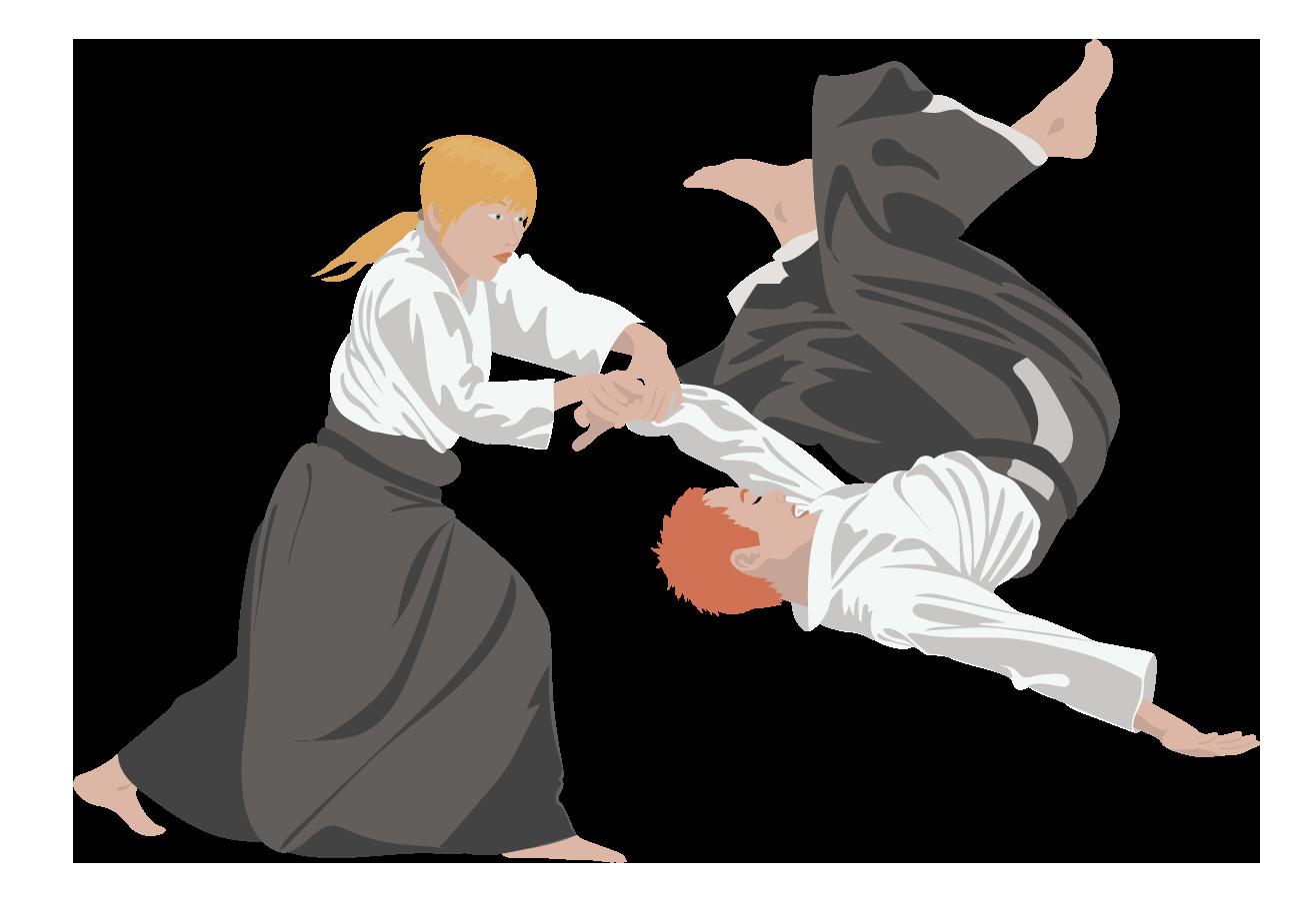 kampsport aikido